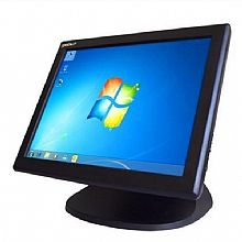 17MR-T LED touch CCTV monitor