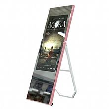 55DP707 Potable digital poster display with mirror